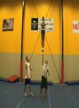 Cheerleading Stunts