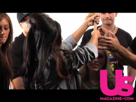 Snooki Teaches How To Get her Poof