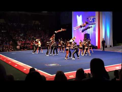 Worlds 2012 Top Gun All Stars Level 5 Gets Creative