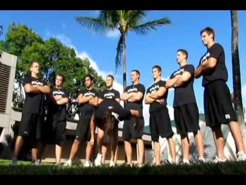 Cheerleading in Hawaii