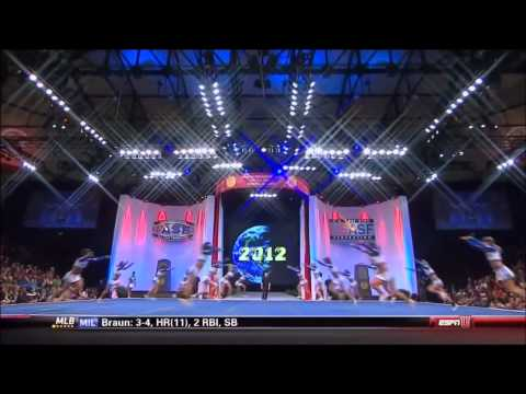 Stingray Allstars At Worlds 2012