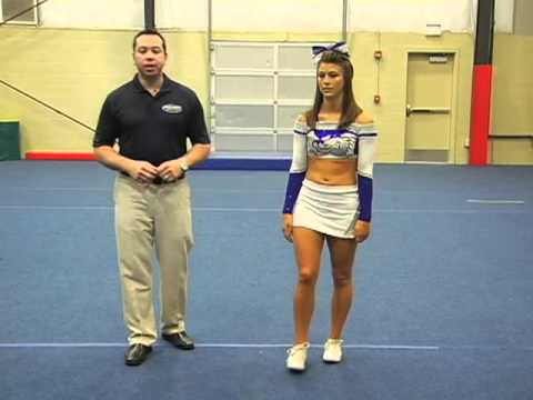 Build Strong Cheerleading Jumps