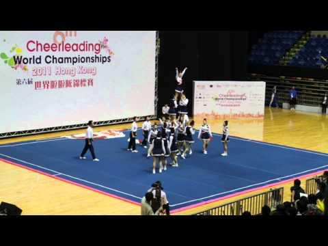 Cheer World Championship in Hongkong