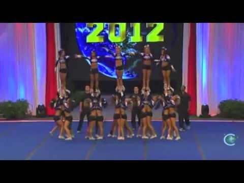 Worlds 2012 California Allstars Elite