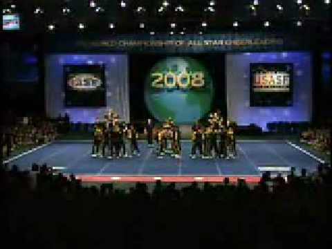 Worlds 2008 Top Gun Sr. Unlimited Coed