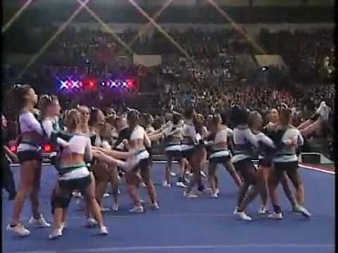 Worlds 2010 Cheer Extreme Senior Elite
