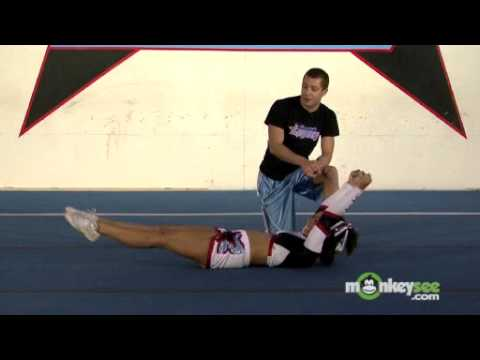 Cheerleading Exercises for Strength