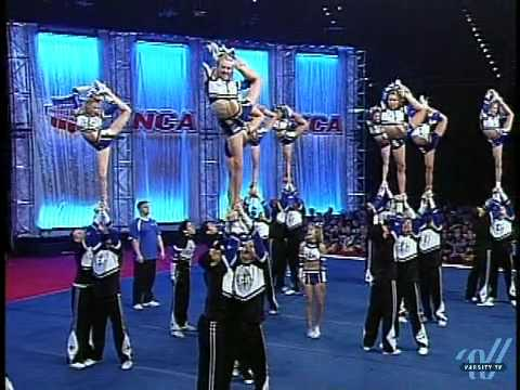 2010 NCA Nationals- California Unlimited Coed Allstars
