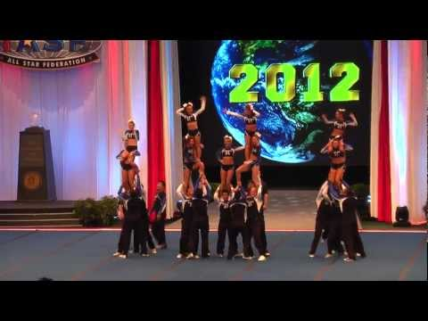 Worlds 2012 Twist & Shout Coed Level 6