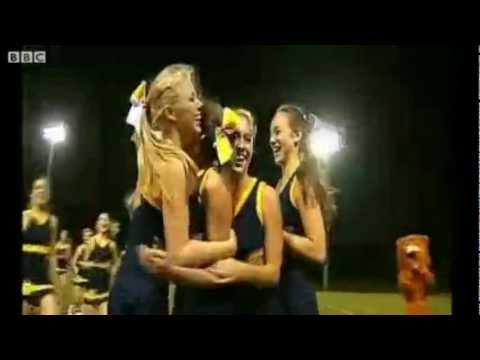 Cheerleader Sets New Back Flip World Record