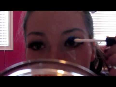 Cheerleading Makeup Tutorial