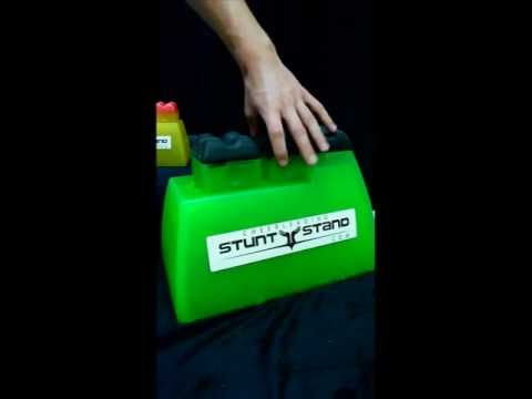 How To Use the Stunt Stand