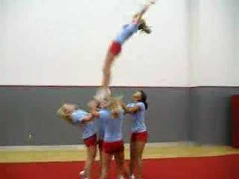 Quick Back Tuck Basket