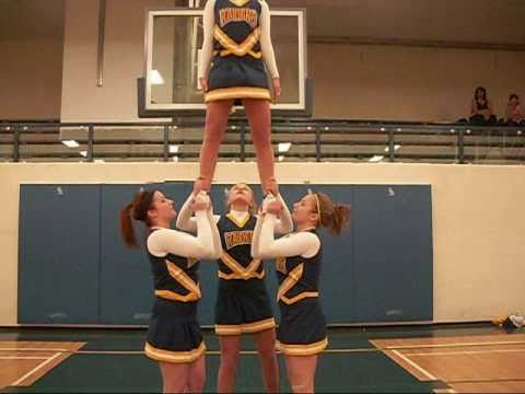 Cheerleading Stunts – Intermediate to Advanced