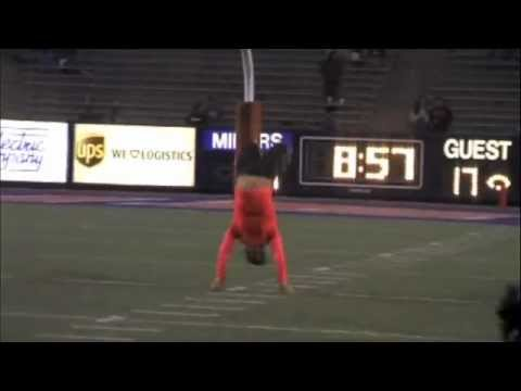 Jalyessa Walker Breaks Backflip World Record