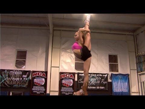 Cheer Extreme Awesome Tumbling