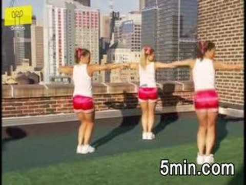 Learn New Cheerleading Dance Moves