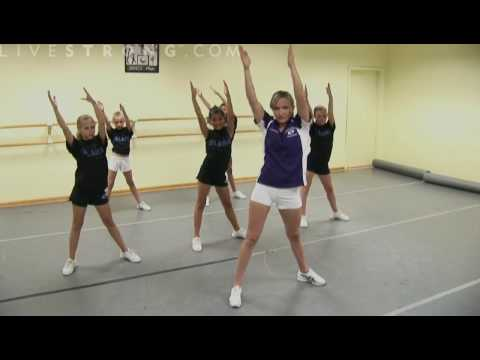 Cheerleading Dance Instruction
